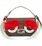 Fendi Micro Monster' Baguette $660 (60% Off) & More + Free Shipping