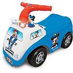 Kiddieland Disney Mickey Mouse Police Drive Along Ride-On $15