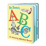 Select Dr. Seuss Board Books 3 for $7