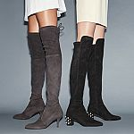 Up to 43% off Stuart Weitzman Boots + extra 20% off