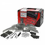 Craftsman 320-Piece Mechanic's Tool Set $180 + $53 SYWR back