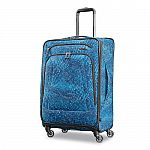 "29"" American Tourister Burst Max Spinner Luggage 2 for $108.50 (Kohls Cardholder)"