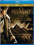 The Mummy Trilogy [Blu-ray] $8.66