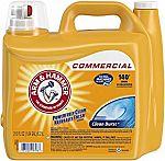 2-Pack of 210-oz Arm & Hammer Dual HE Liquid Laundry Detergent $17 (280 Loads)