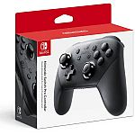 Nintendo Switch Pro Controller $49.99 and more