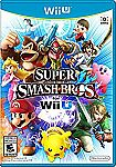 Super Smash Bros. (Wii U) $20, Fire Emblem Echoes (3DS) $20