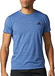 adidas Ultimate Men's Tee $7.99 + FS