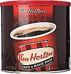 32.8-oz Tim Hortons 100% Arabica Medium Roast Original Blend Ground Coffee $10.63 or Less