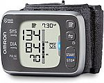Omron 7 Series Wrist Blood Pressure Monitor $47