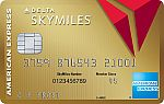 Gold Delta SkyMiles® Credit Card from American Express  - Earn 60,000 Bonus Miles with purchase