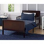 Delta Children Fancy Toddler Bed (Choose Your Color) $60