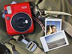 Fujifilm Instax Mini 70 Camera (Red) $51