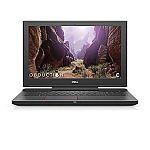 "Dell i7577 15.6"" Inspiron UHD Laptop (i7-7700HQ 16GB 1TB+128GB SSHD GTX 1060) $999"