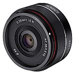 Rokinon 35mm f/2.8 AF Ultra Compact Lens for Sony E Mount $269 and more
