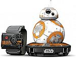 Sphero Star Wars BB-8 App-Enabled Droid with Force Band $75