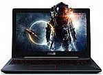 "ASUS 15.6"" FHD Gaming Laptop (i7-7700HQ 8GB RAM 4GB GTX 1050 128GB SSD + 1TB) $799"