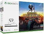 Xbox One S 1TB PlayerUnknown's Battlegrounds Bundle $240