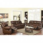 Harvest Reclining Sofa, Loveseat and Chair Set  by Abbyson Living $1699