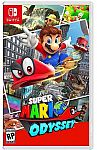 Super Mario Odyssey (Nintendo Switch) $39 and more