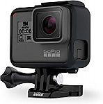 GoPro HERO6 Black 4K Action Camera $350 (Save $50)
