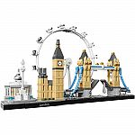 Select LEGO® Architecture Building Set Up to 20% Off