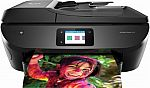 HP ENVY Photo 7855 All in One Photo Printer with Wireless Printing $80
