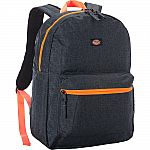 Dickies Student Backpack 27 Colors Everyday Backpack $6.99