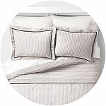 Target - Extra 30% Off Bedding and Bath