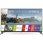 "LG 55"" UHD 4K HDR Smart LED TV (2017 Model)  $579 LG 65"" UHD 4K HDR Smart LED TV (2017 Model) $799"