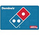 $50 Domino's Pizza Gift Card $40, $100 Southwest Airlines Gift Card $92