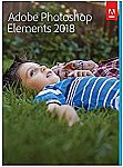 Adobe Photoshop Elements 2018 - No Subscription Required $59.99
