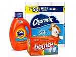 Target - $10 giftcard with 3 household cleaning items  (Charmin, Tide, Bounty and more)