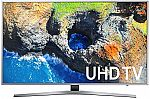 Samsung 55-Inch 4K Ultra HD Smart LED TV (2017 Model) $579