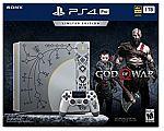 PlayStation 4 Pro 1TB Limited Edition Console - God of War Bundle $400 (Pre-Order)