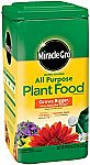 Miracle-Gro 1001233 All Purpose Plant Food - 5 Pound $8.89