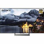 """Sony 75"""" Class (74.5"""" Actual Diagonal Size) X900E Series LED 4K Ultra HDR Smart TV $1899 (In store only, email code required)"""