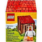 Target - Free LEGO Chicken Man with Hut Minifigure (5004468_ with a $20 Lego purchase (Red Card Required)