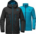 The North Face ThermoBall Snow Triclimate 3-in-1 Jacket $130 (Org $350) & More