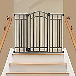 Summer Infant Multi-Use Deco Extra Tall Walk-Thru Gate, Bronze $45.89