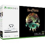 Xbox One S 1TB Console - Sea of Thieves Bundle $283 (Pre-order)
