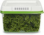 Rubbermaid FreshWorks Produce Saver Food Storage Container (Large, 17.3 Cup) $7.91
