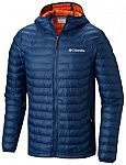 Columbia - Up to 65% Off New Markdown: Men's Power Lite Light Hooded Jacket $48 and more