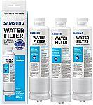 3-pack Samsung Genuine DA29-00020B Refrigerator Water Filter $97 (Org $130)
