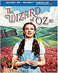 The Wizard of Oz [75th Anniversary Ed. 3D + Blu-ray + Digital + Ultraviolet] $9.99