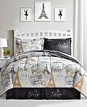 8-Pc. Reversible Comforter Set $28 (Org $100) + Free Shipping