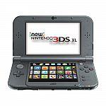New Nintendo 3DS XL Handheld System $160, New Nintendo 3DS XL w/ Super Smash Bros & Zelda Ocarina Bundle $170