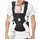 Ergobaby OMNI 360 All-in-One Ergonomic Baby Carrier, All Carry Positions, Newborn to Toddler $97 (Lowest Price!)