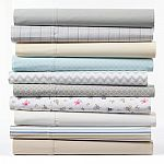 Kohls Cardholders: The Big One Percale or Jersey Sheet Set (Queen or King) $17.50 + Free Shipping