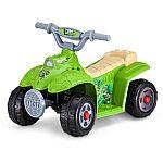 Teenage Mutant Ninja Turtles 6 volt Quad Ride-on Toy $39 (Save 50%)