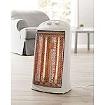 Mainstays Quartz Electric Tower Space Heater $15 (Org $45)
